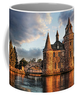 Where Time Stands Still Coffee Mug by Lori Deiter
