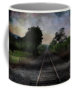 Where To Next Coffee Mug