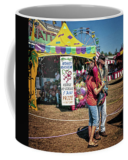 Coffee Mug featuring the photograph Where To Next? by Samuel M Purvis III