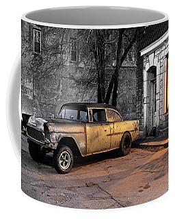 Where U @ Tho? Coffee Mug