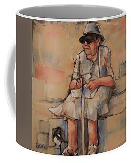 Where Was I Going Coffee Mug