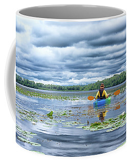 Where We Belong Coffee Mug