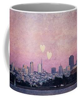 Where We Left Our Hearts - Sf Photography Coffee Mug
