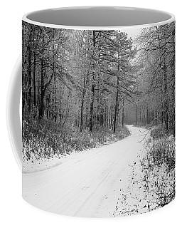 Where Will It Lead Coffee Mug