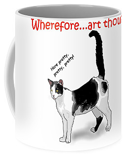 Wherefore...art Thou? Coffee Mug