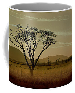 Wherever I May Roam Coffee Mug