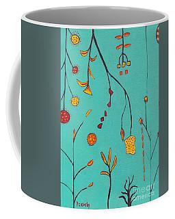 Whimsical Abstract  Coffee Mug