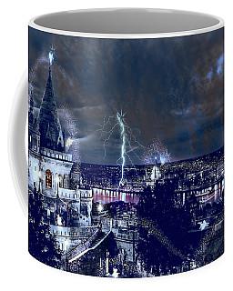 Whimsical Budapest Coffee Mug