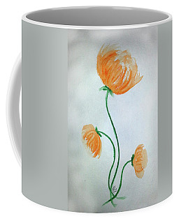 Whimsical Flowers Coffee Mug