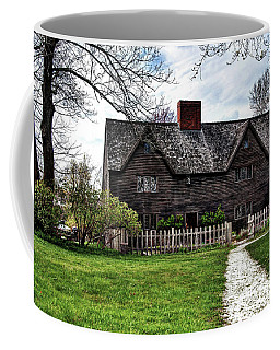 The John Whipple House In Ipswich Coffee Mug