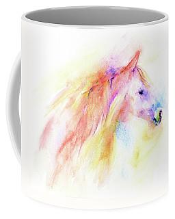 Whisper Coffee Mug by Elizabeth Lock
