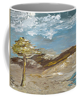 Whispering Dunes Coffee Mug