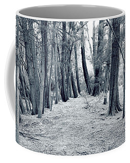 Coffee Mug featuring the photograph Whispering Forest by Wayne Sherriff