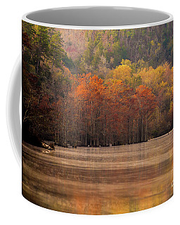 Whispering Mist Coffee Mug by Iris Greenwell