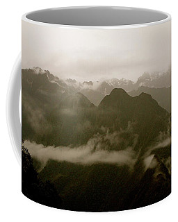 Whispers In The Andes Mountains Coffee Mug