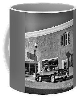 Coffee Mug featuring the photograph Whistle Stop Antiques by Dennis Hedberg