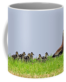 Whistle While You Walk Coffee Mug