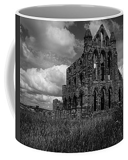 Whitby Abbey, North York Moors Coffee Mug