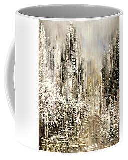 White Album Coffee Mug