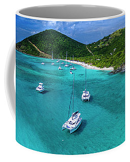 White Bay Coffee Mug