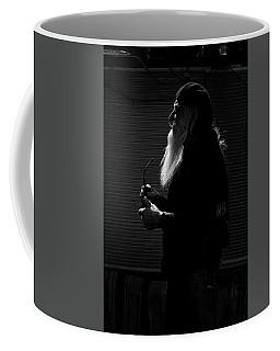 White Beard Coffee Mug