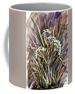 White Beauty Coffee Mug