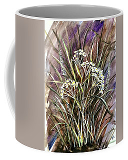 White Beauty Coffee Mug