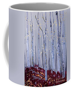 White Bird Coffee Mug by Stanza Widen
