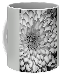 White Bloom Coffee Mug