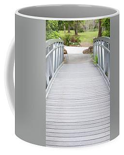 White Bridge Coffee Mug