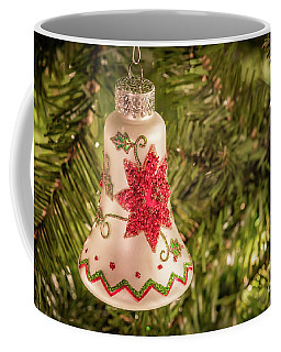 White Christmas Ornament Coffee Mug