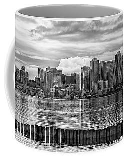 White Cloud Coffee Mug