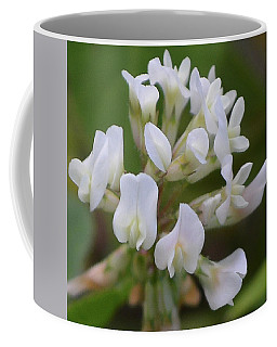 White Clover Coffee Mug