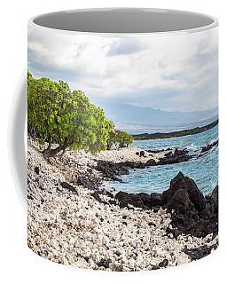 White Coral Coast Coffee Mug