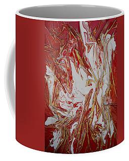 White Flight Coffee Mug