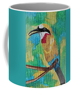 White-fronted Bee-eater  Coffee Mug