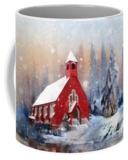 White Glory Coffee Mug
