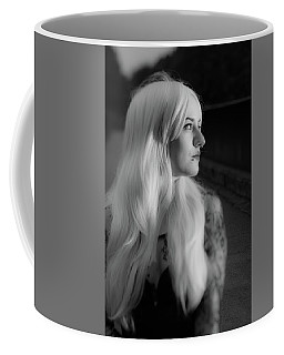 White Heat Coffee Mug