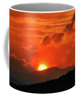 White Hot - Coffee Mug