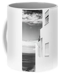 White House Ocean View Coffee Mug