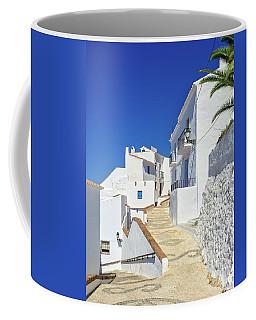 White Houses And Blue Sky Of Andalusia Coffee Mug
