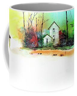 White Houses Coffee Mug