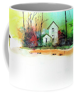 White Houses Coffee Mug