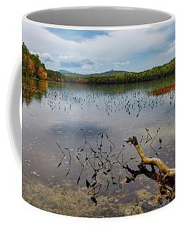 White Lake Autumn View Nh Coffee Mug