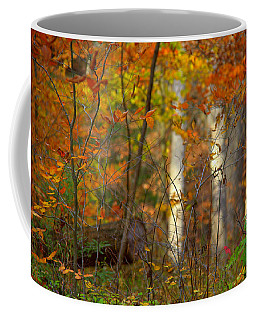 White Light Coffee Mug