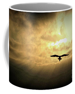 White Light Sunrise Coffee Mug