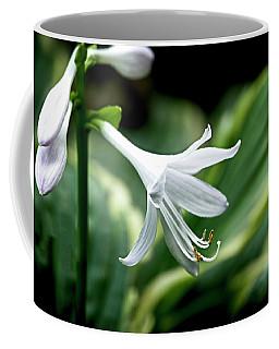 White Lily 1 Coffee Mug