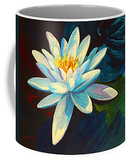 White Lily IIi Coffee Mug