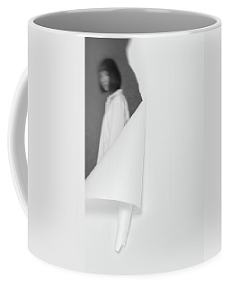 Coffee Mug featuring the photograph White List #5448 by Andrey Godyaykin