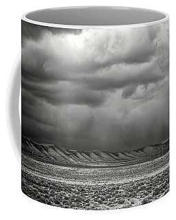 Coffee Mug featuring the photograph White Mountain by Lou Novick